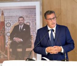Aziz Akhannouch, chef du gouvernement désigné © DR