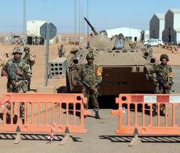 Algérie : un garde-frontière algérien tué près de la frontière marocaine