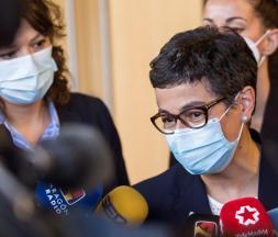 Gonzalez Laya affirme que l'entrée de Brahim Ghali en Espagne était «légale»