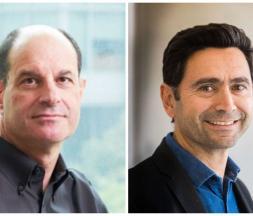 David Julius et Ardem Patapoutian, les vainqueurs du prix Nobel de médecine © DR