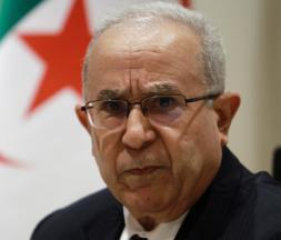 Ramtane Lamamra, ministre algérien des Affaires étrangères © DR