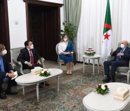 Algérie-Espagne : vers le renforcement du partenariat économique
