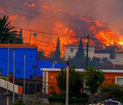 Volcan de La Palma : de nouvelles évacuations ont été effectuées