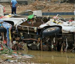 Yémen : la pluie et les inondations font un mort