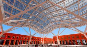 Voici le nouveau campus de l'UM6P