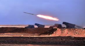 Tir réel de missile © le ministère algérien de la Défense