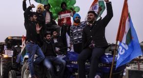 Inde : protestations violentes des agriculteurs
