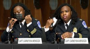 Émeute du Capitole : témoignage poignant de la capitaine de la police