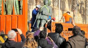 Melilia : la dernière statue du dictateur Francisco Franco retirée