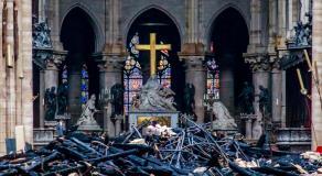 Deux ans après l'incendie, Notre-Dame de Paris attend toujours sa résurrection