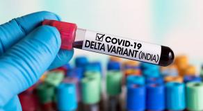 Covid-19 : le variant Delta pourrait atteindre fin août 90% des nouvelles infections