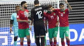 Le Maroc a été battu par le Brésil (1-0) © DR