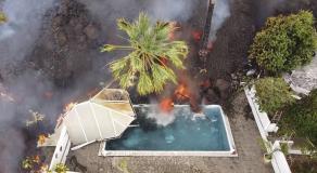 Espagne : une nouvelle fissure s'ouvre dans le volcan des îles Canaries