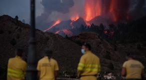Volcan en Espagne : l'éruption se poursuit