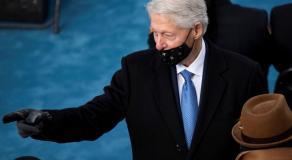 États-Unis : hospitalisation de l'ex-président Bill Clinton