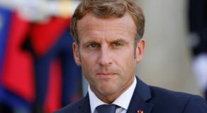 Le président français Emmanuel Macron © DR