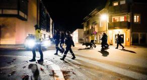 Norvège : 5 personnes tuées lors d'une attaque à l'arc