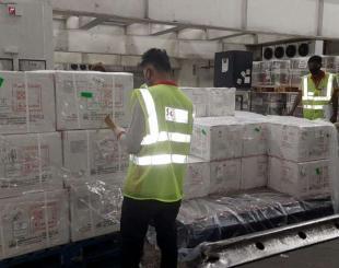 Des lots du vaccin Covidshield destinés à l'export