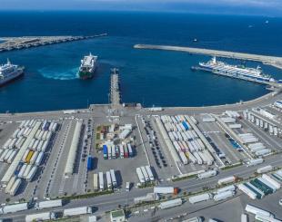 Le complexe portuaire Tanger Med
