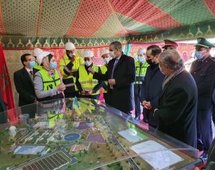 Province de Khouribga: Rabbah poursuit ses visites