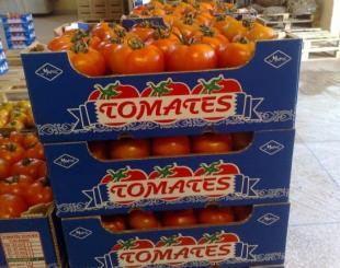 Les tomates en tête de liste des produits agricoles les plus exportés
