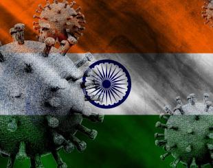 Le variant indien © DR