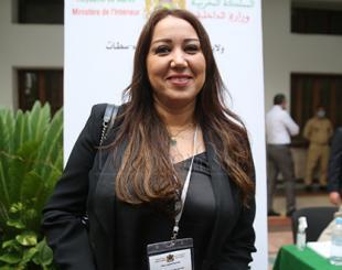 Nabila Rmili, première femme maire de Casablanca © DR