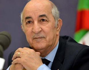 Abdelmajid Tebboune, président de l'Algérie © DR
