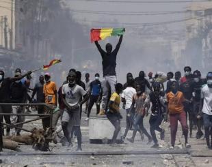 Manifs Sénégal