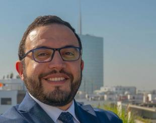 Aimane Cherragui, enseignant et expert en jeunesse et société civile © DR