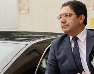 Nasser Bourita, ministre des Affaires étrangères © DR