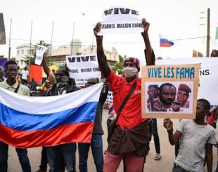Russie Afrique