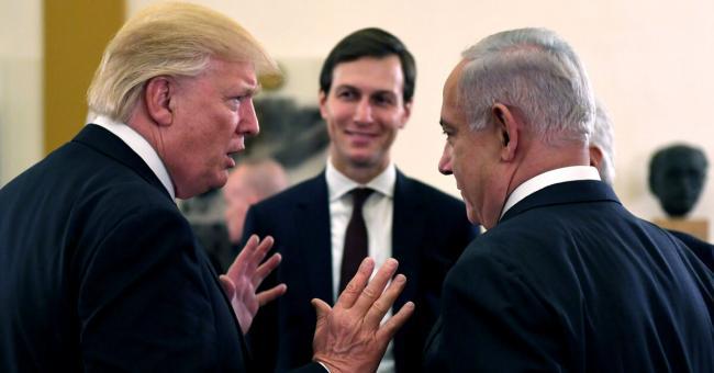 Accord du siècle : Donald Trump promet que la fin du suspens est très proche