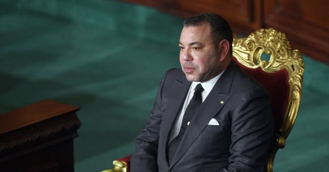Le roi adresse un message de félicitation à Chakib Alj