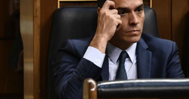 Le Premier ministre espagnol, Pedro Sánchez © DR