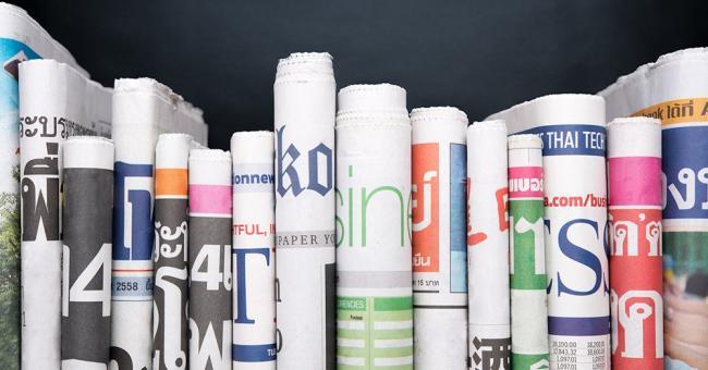 La presse arabophone