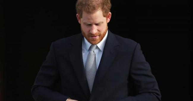 Le prince Harry © DR