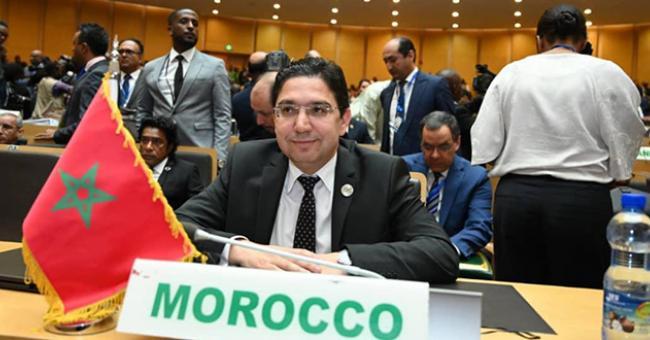 33e sommet ordinaire de l'Union africaine bourita