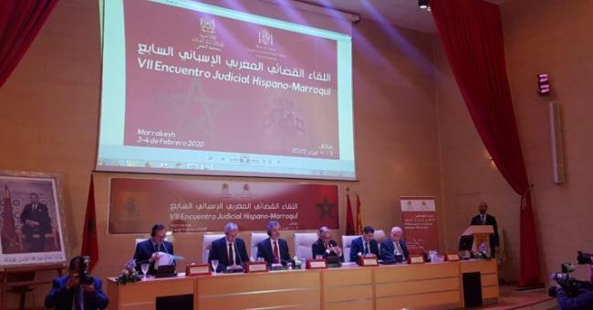 7e réunion judiciaire maroco-espagnole