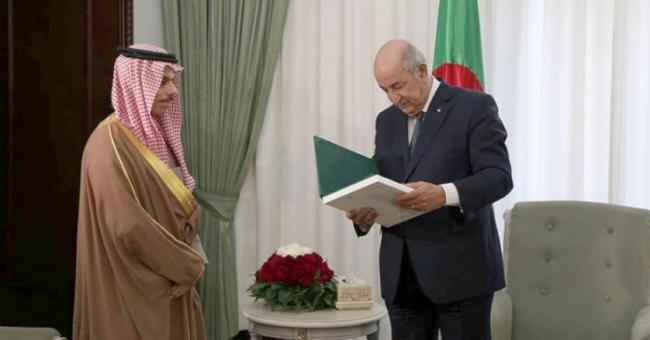 Échanges entre l'Algérie et l'Arabe Saoudite sur la Libye