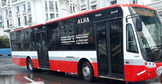 casablanca bus
