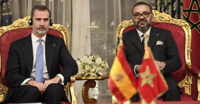 Felipe VI mohammed VI