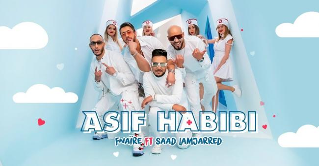 Fnaïre Ft. Saad Lamjarred  ASIF HABIBI
