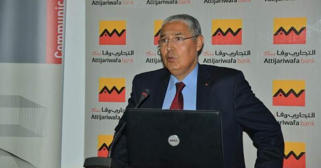 Mohamed Kettani, PDG d'Attijari Wafabank
