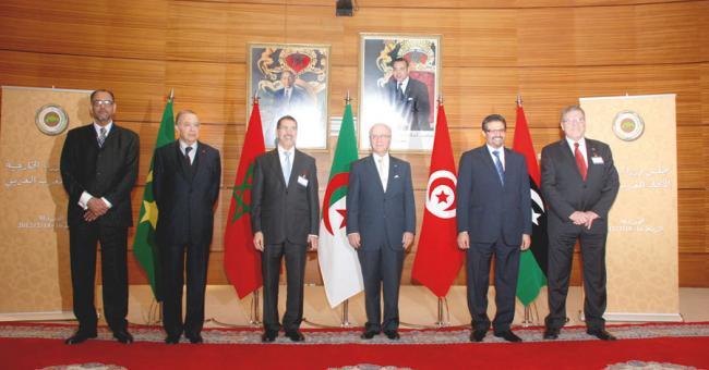 l'Union du Maghreb arabe