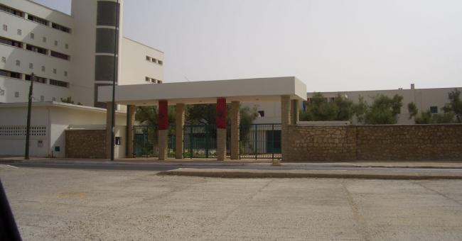 Meknès lycée