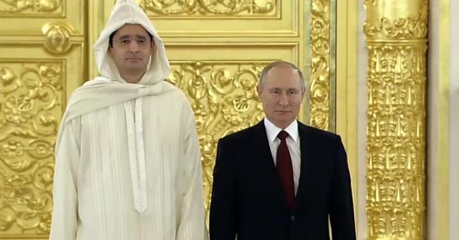 Bouchaara et Poutine