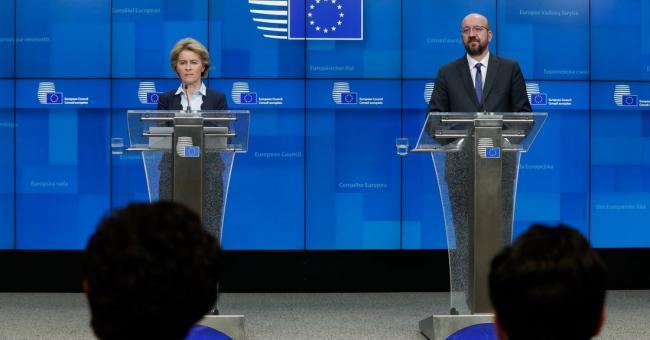 UE : 25 milliards d'euros pour amortir l'impact économique du coronavirus