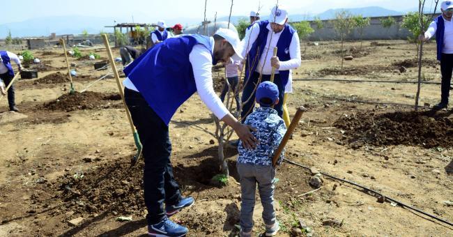 Copag soutient Village d'enfants de Dar Bouidar