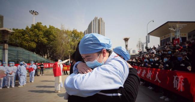 à Wuhan, le dernier patient a été libéré